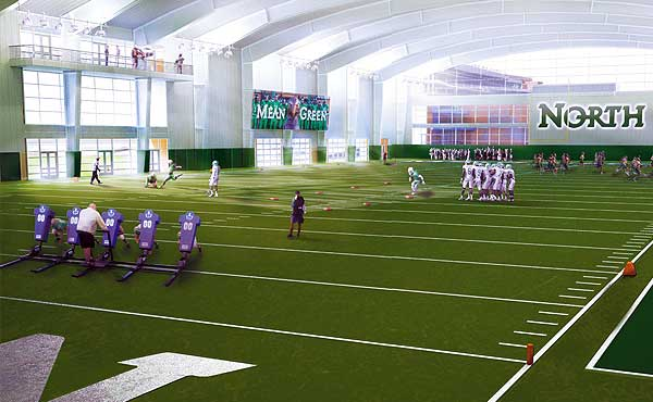 Indoor Practice Facility